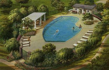 glendora arboreta hoa pool